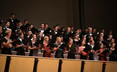 Goshen College choirs to present 'Love, Faith and Light in Winter' Feb. 19