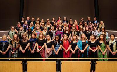 GC Women's World Music Choir to tour Ontario