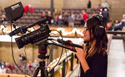Goshen College Communication Department honored with national awards