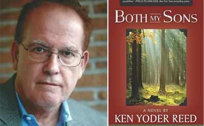 Ken Reed, author of historical novel 'Both My Sons,' to speak