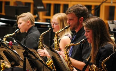 Lavender Jazz and All-Campus Band to perform March 25