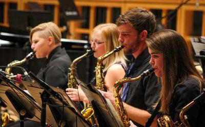 Lavender Jazz & All-Campus Band Spring Concert