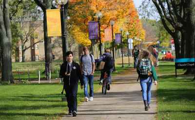 Goshen College's top scholarship recipients named for 2017-18