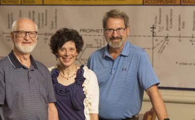 Bib Lit Impacting in the Classroom and Beyond: Marion Bontrager '59, Michele Hershberger '83 and John Sharp '76 – Hesston College