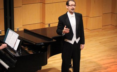 GC music faculty to perform selections from Schumann and Vaughan Williams