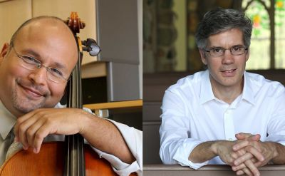 Rocha, Hill to give cello and piano concert