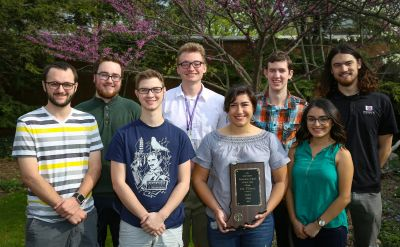 Goshen College named Indiana Television School of the Year