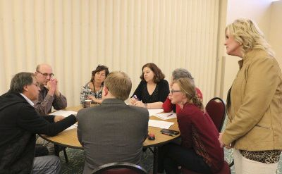 Educators, parents help state officials develop education plan – The Goshen News