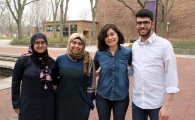 Interfaith interactions: The lives of Muslim students at Goshen College