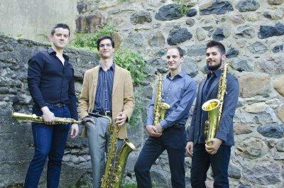 Donald Sinta Quartet