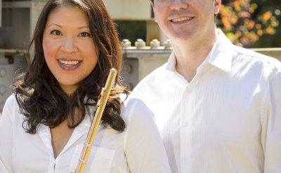 Sabrina Hu and Cathal Breslin