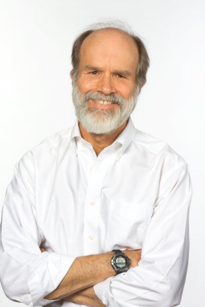 Head shot of Mark Ramseyer