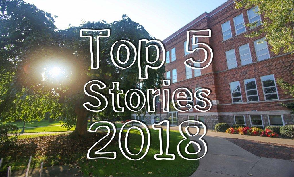 Top 5 stories 2018 poster