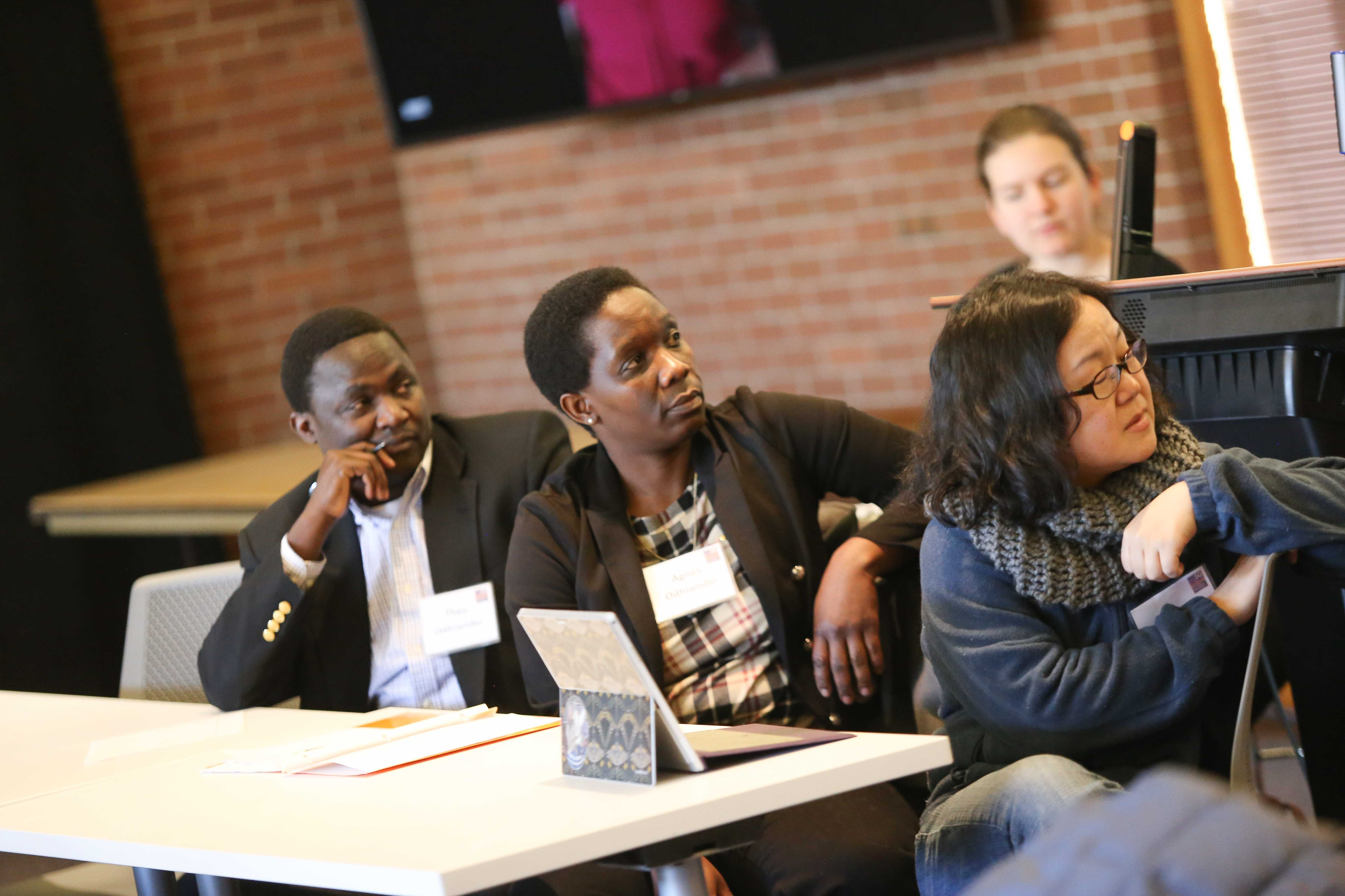 SST campus conference looks at past, present and future of