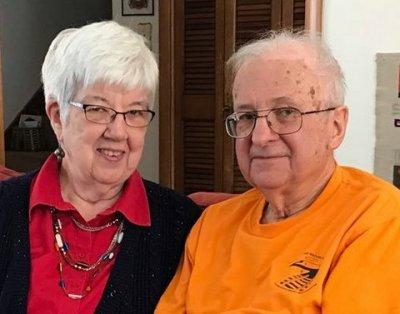 Phyllis and Gordon Hostetler