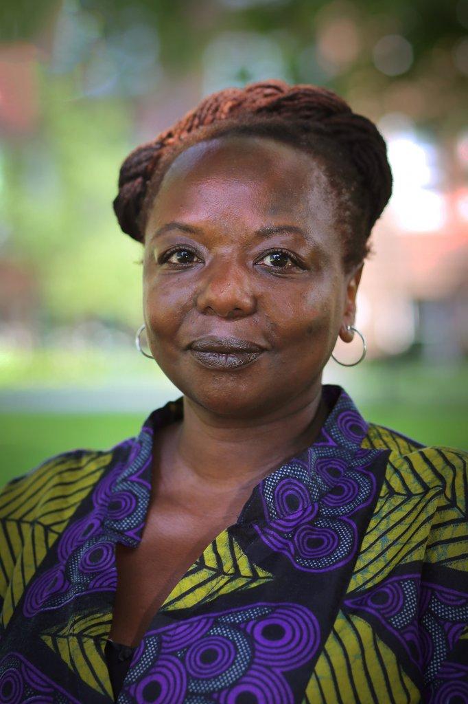 Headshot of Ellah Wakatama Allfrey