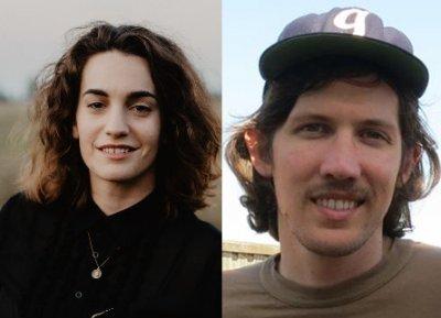Emma Gerigscott and Nick Loewen split screen headshots