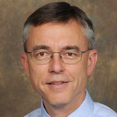 Headshot of Dr. Doug Smucker