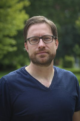 Headshot of Robert Brenneman