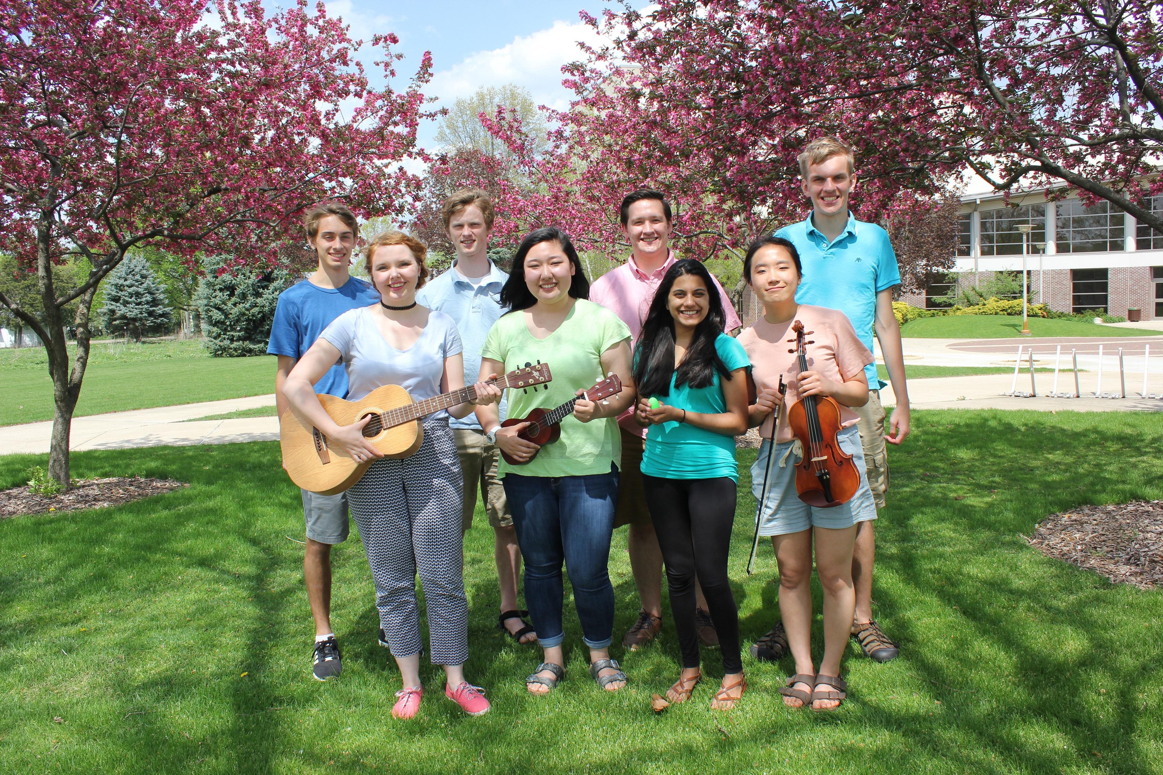 parables worship ensemble faith goshen college