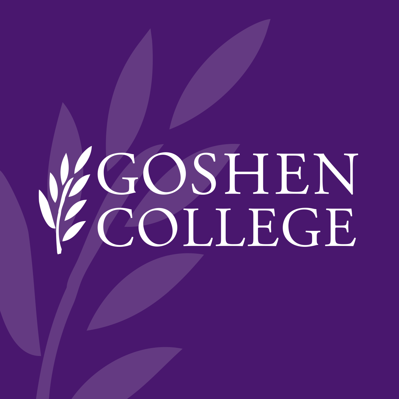 Goshen College Podcast