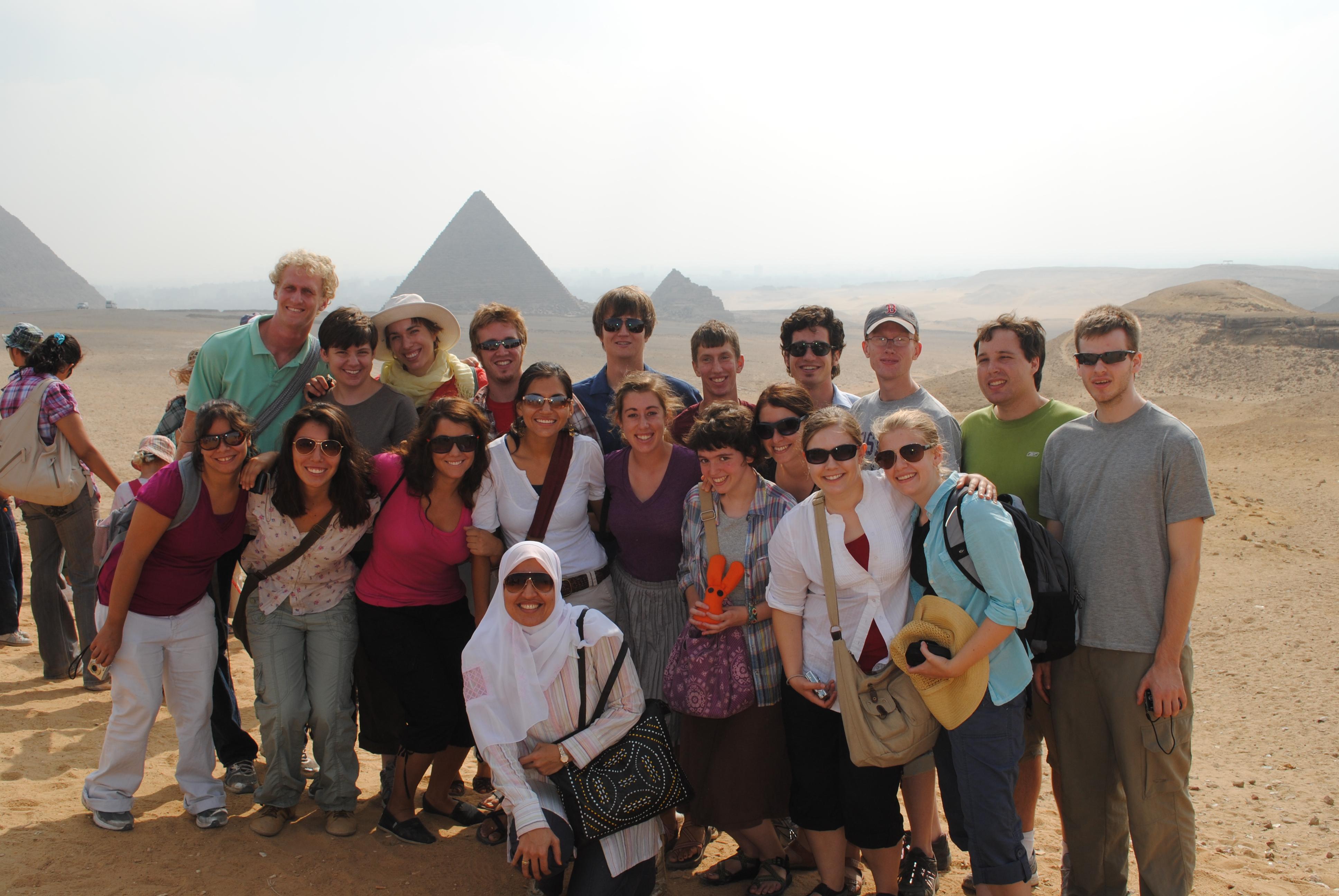 Pyramids, Memphis and Saqqara