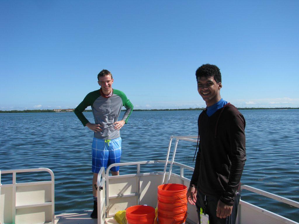 marine bio research paper