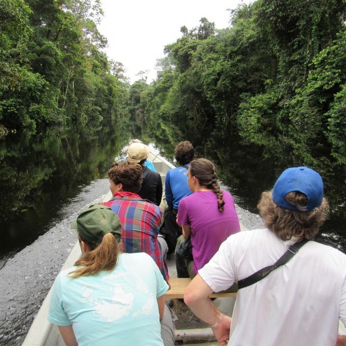 Ecological Ecuador