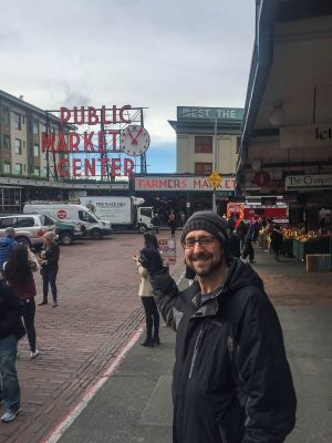 Day 7: Traveling around Seattle