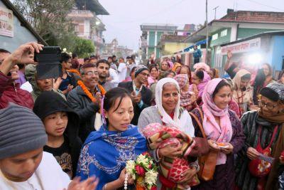 Nursing in Nepal  May 2018: The Journey Begins