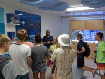 Coral Restoration Foundation trip