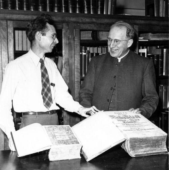 mennonite historical library goshen college