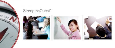 strengths quest essays A technical report on the clifton strengthsfinder® with college students strengthsquest text, students are encouraged to claim any theme they believe is a dominant.